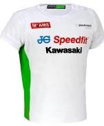 Ropa casual y deportiva, al mejor estilo Kawasaki.