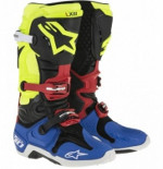 Botas Alpinestars y Thor para uso off-road. (Trial,Motocross o Enduro)
