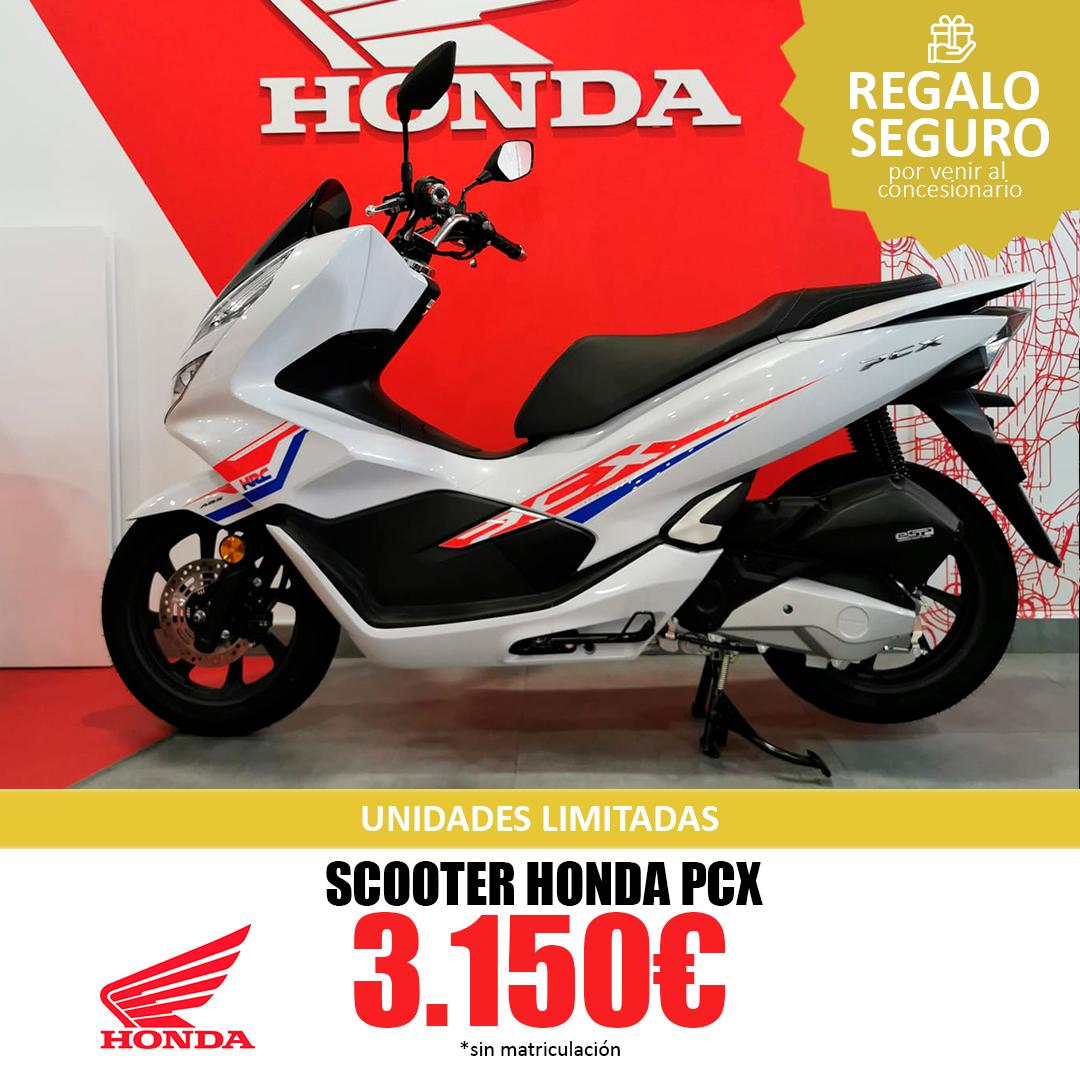 Oferta Honda PCX 125